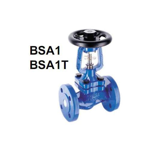 斯派莎克BSA1T波纹管密封截止阀