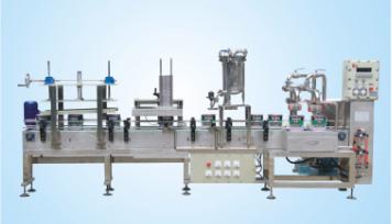 供应集瀚自动化设备树脂胶体自动灌装线DCSZD5A2GFYFB