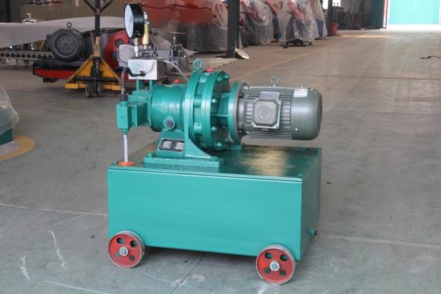 新型电动试压泵2D-SY型