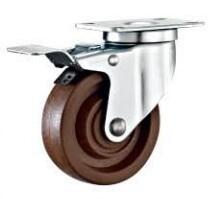 兄弟耐高温设备脚轮 220-280度