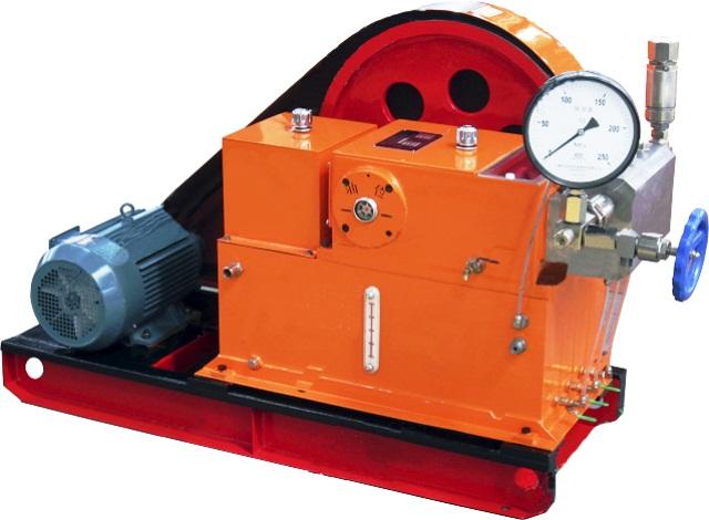 凯达试压泵厂家生产的电动试压泵工作原理,提供国内最先进的试压泵控制系统技术
