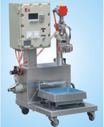 供应集瀚自动化设备DCS30AFB高精度液体灌装机304单机