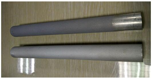 火焰喷涂高通量管,高通量管换热器
