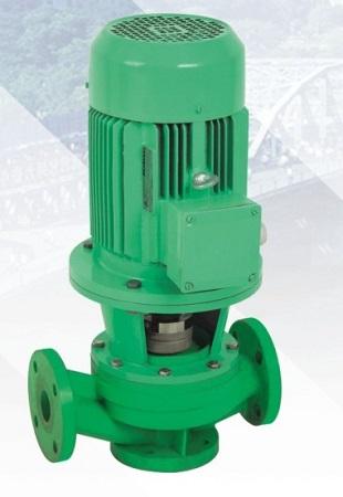 FPG管道式增强pp化工泵
