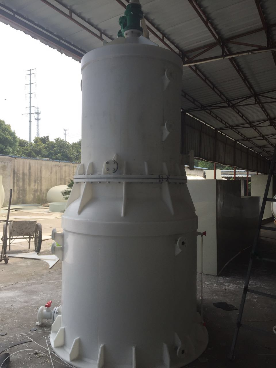 PP水喷射真空机组规格