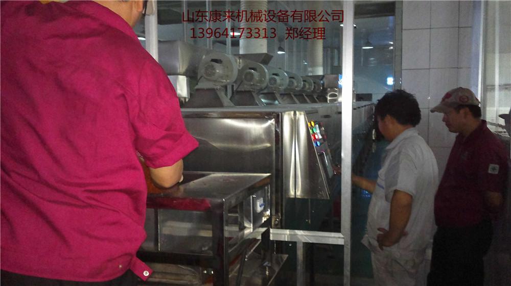 小麥胚芽微波烘干設備