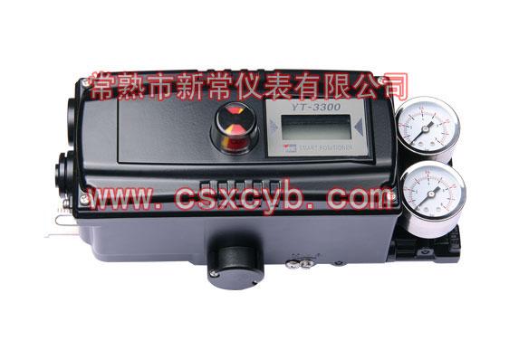YT-3300本安型智能閥門定位器,永泰智能閥門定位器YT3300