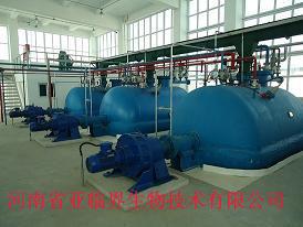 大豆蛋白低温设备生产线