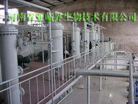 除虫菊酯加工成套设备生产线