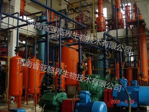 亚临界萃取蚕沙叶绿素加工项目生产线成套设备