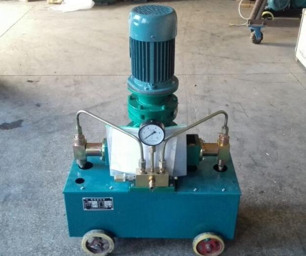 四川試壓泵廠家 大流量試壓泵 管道試壓泵 2DSY立式