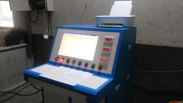 試壓泵專用滅火器筒體水壓爆破試驗機  滅火器水壓試驗臺