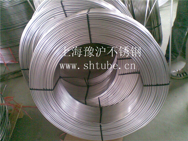 Inconel601不锈钢无缝毛细管