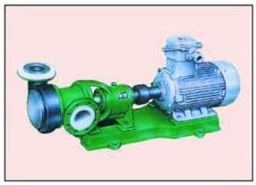 氟合金无泄漏化工泵(FSJB 型)