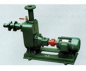 无堵塞自吸排污泵(ZW(B)系列)