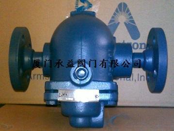 阿姆斯壮疏水阀 浮球式蒸汽疏水阀