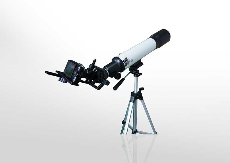 SC8010林格曼数码测烟望远镜/烟气黑度仪