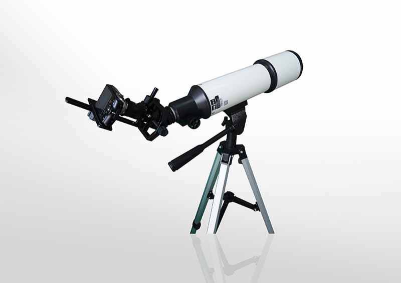 SC8012林格曼數碼測煙望遠鏡/煙氣黑度儀