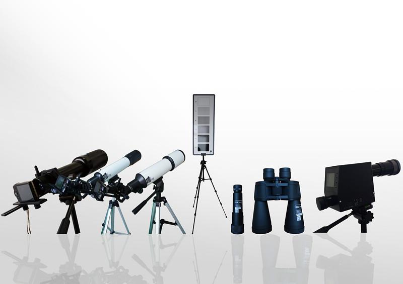 QT201林格曼测烟望远镜/烟气黑度仪