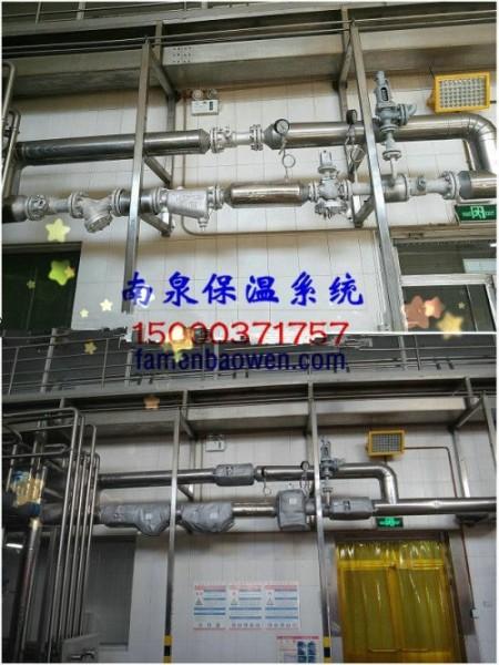 汽水分离器减压阀组节能保温衣