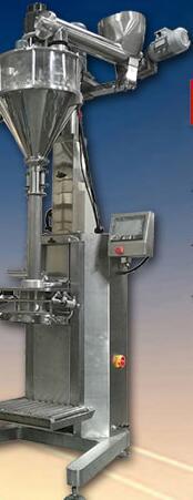 超微粉包装机 超细粉自动打包秤 炭黑定量包装机厂家