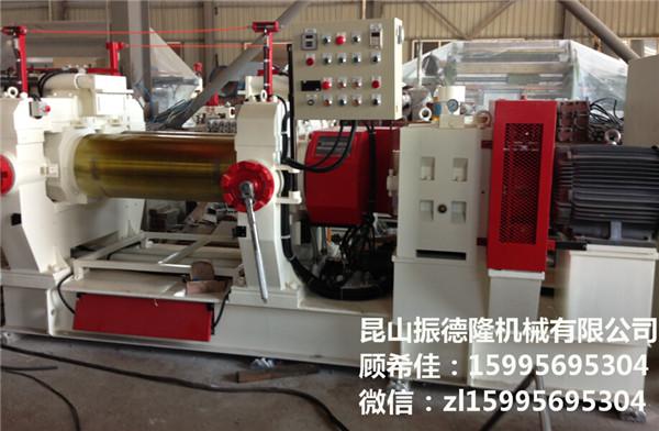 18寸丁苯橡胶(SBR)开放式炼胶机 稀油润滑型
