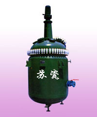 搪玻璃反應釜 搪瓷反應釜 搪玻璃反應罐 搪瓷反應罐 搪瓷傳動釜