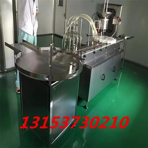 厂家现货供应液体灌装机    西林瓶洗瓶机   超声波滤芯清洗机