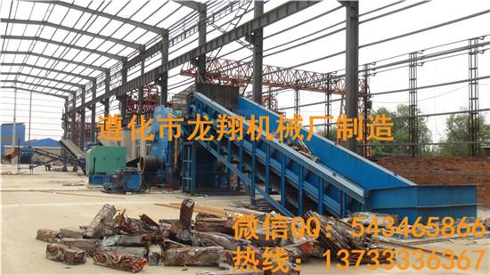 河南专业生产废钢破碎机,废铁破碎机