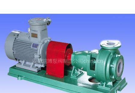 IHF耐腐耐磨单级单吸式氟塑料合金化工离心泵