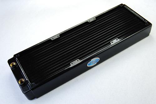 东远芯睿电脑水冷用PD360换热器