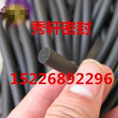 供应硅胶发泡圆棒橡胶条
