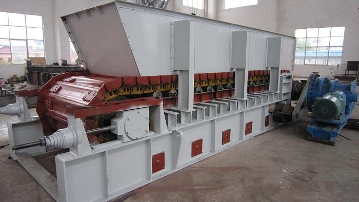 WBL1000×8000板式给料机技术参数