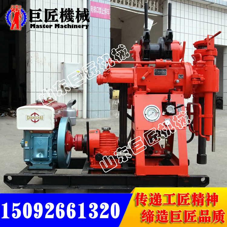 巨匠机械柴油发动取芯钻机HZ-200混凝土取芯钻机