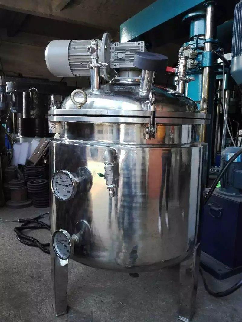 厂家定制不锈钢搅拌桶,