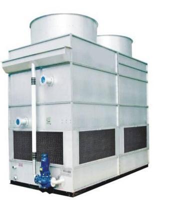 逆流紧凑型闭式冷却塔