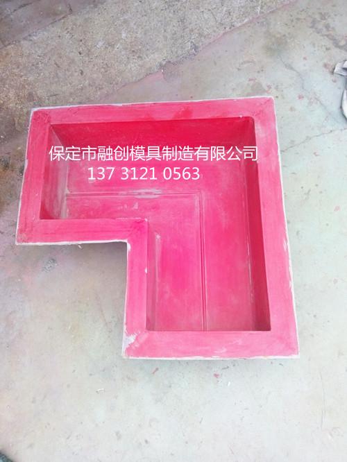 电力压顶盖板模具保定融创模具厂