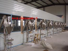 淀粉包装机 面粉包装机 小型面粉包装机