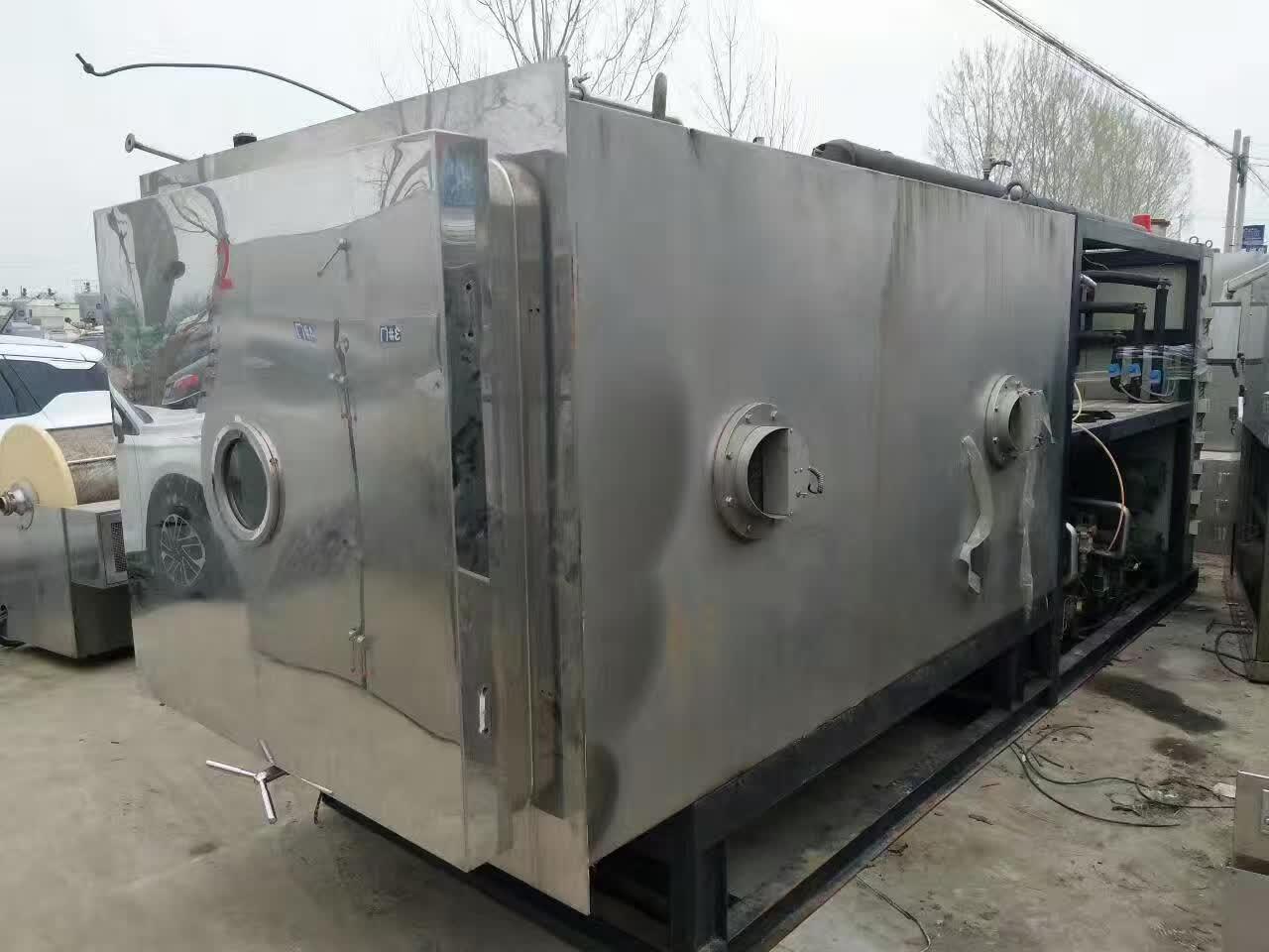 制药厂冻干机,(二手真空冷冻干燥机)
