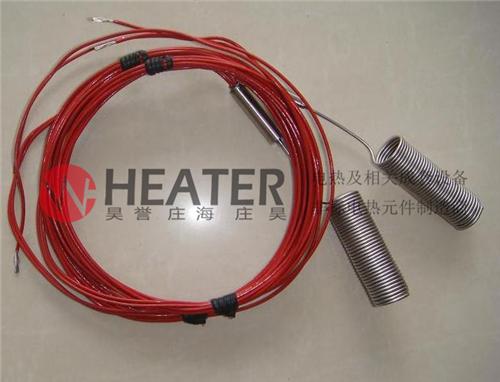 上海庄海电器异型电热管价格优廉 质量保证