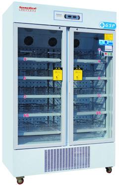 血液冷藏箱/专用储血冰箱