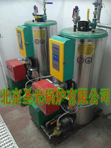 北京制藥廠專用免檢燃氣蒸汽鍋爐