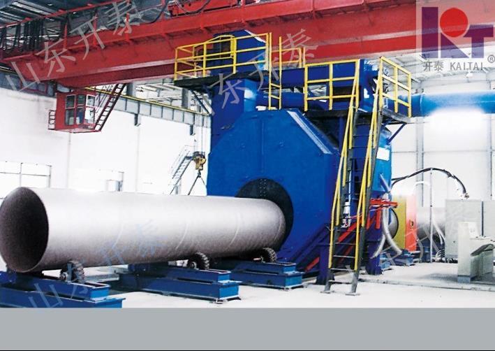 QG系列钢管内外壁专用抛丸清理机