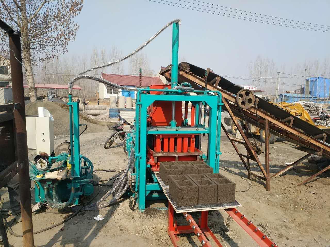 内蒙古砖机、免烧砖机。小型环保砖机-建丰砖机