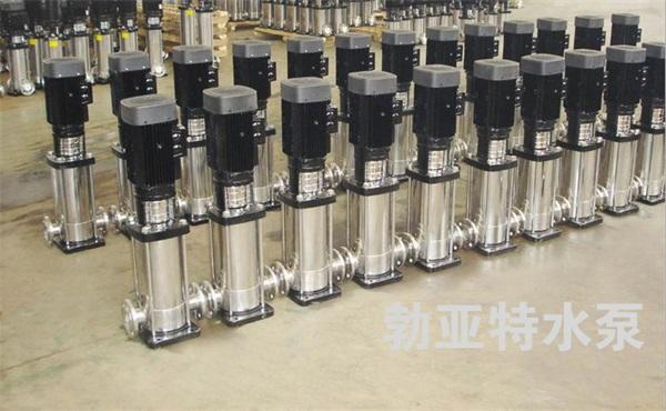 热水循环泵QDL先进工艺厂家直销管道增压泵噪音低无泄漏
