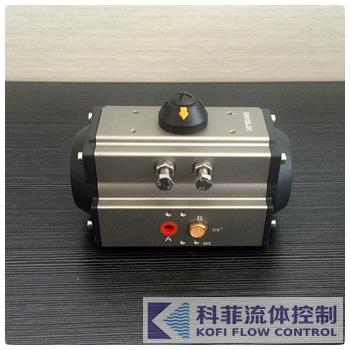 RT系列气动执行器 气动执行装置 阀门气缸