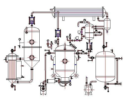 超声波连续逆流提取浓缩机组