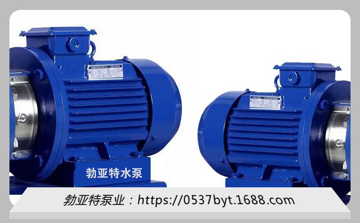 WS不锈钢单级离心泵 冲压泵 不锈钢卫生级水泵