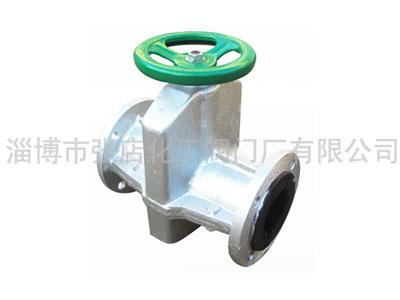 铝合金胶管阀JG41X-1.0