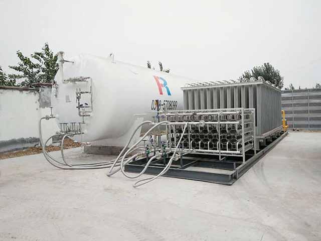 专业 锅炉煤改气设备 厂家东照能源